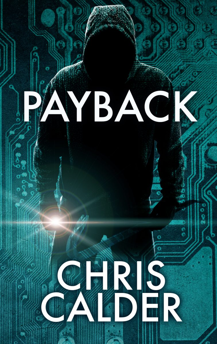Chris Calder - Payback - cover with title